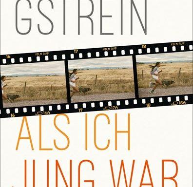 Norbert Gstrein Buchcover