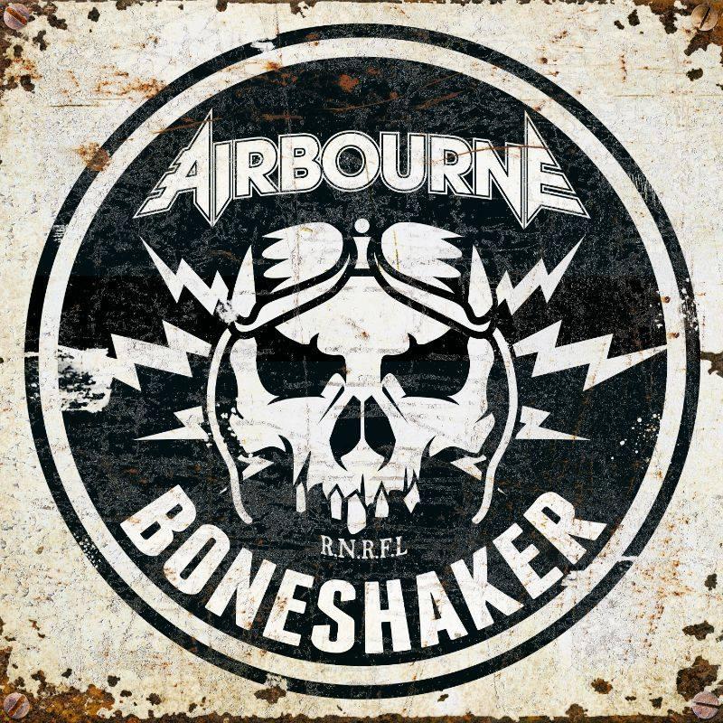 Albumcover Boneshaker