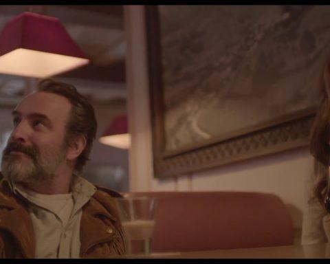 Deerskin Szene aus dem Film