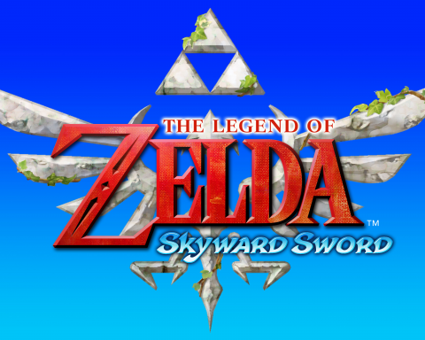 """The Legend of Zelda: Skyward Sword""-Logo"