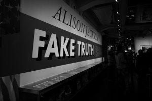 Ausstellungsplakat Alison Jackson