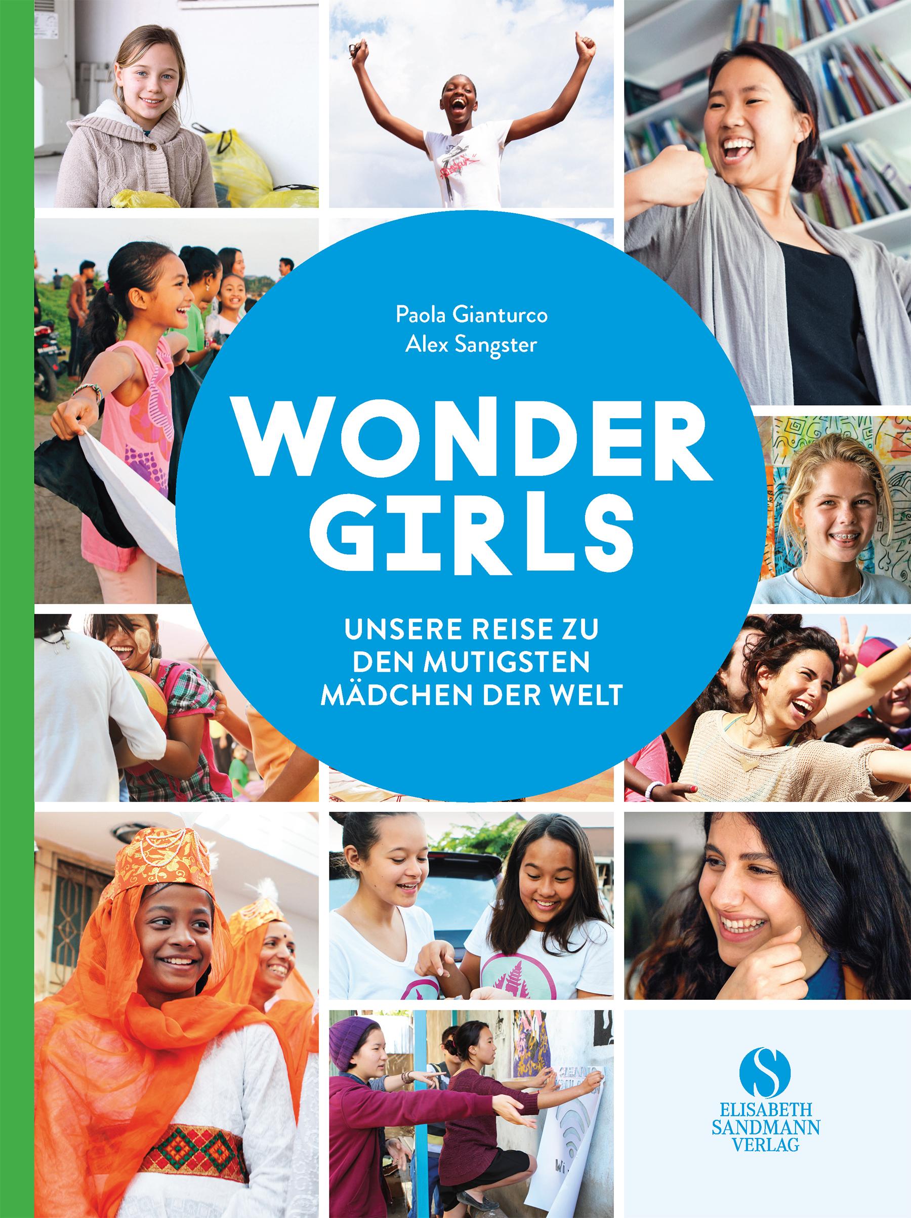 Cover Wonder Girls