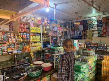 Allzweckladen in Bugombe