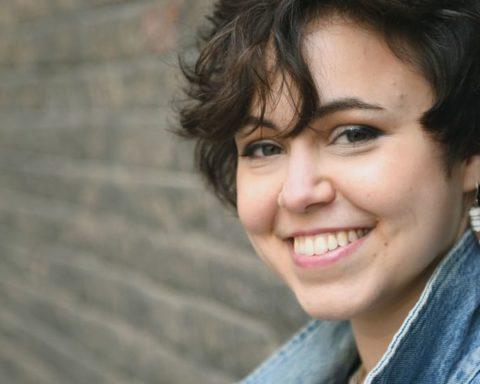 Anna Goldenberg Autorinnenfoto