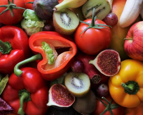 Vegan Gemüse