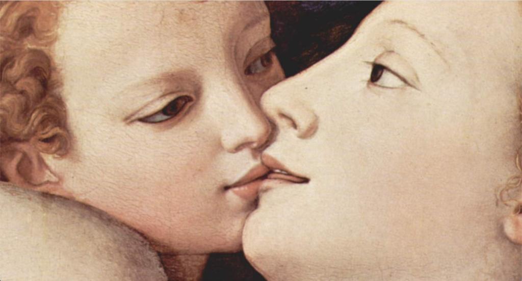 Angelo Bronzino - Allegorie der Liebe